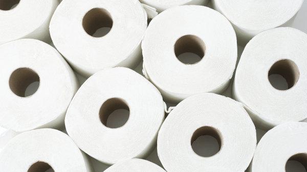 Toaletní papír - Ilustrační foto