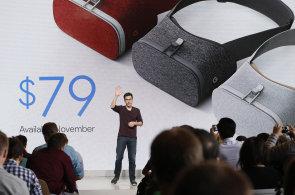 Google inovuje, přesto náskok ve virtuální realitě ztrácí. Nová zařízení jsou zatím příliš drahá