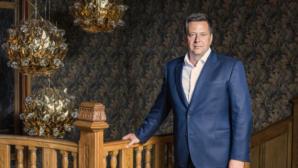 Zakladatel Jet Investment Igor Fait.