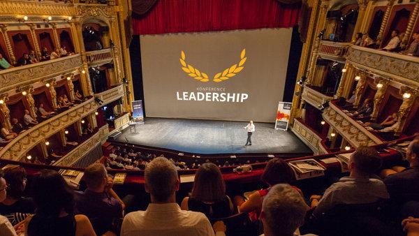 Přednáška na konferenci Leadership Brno