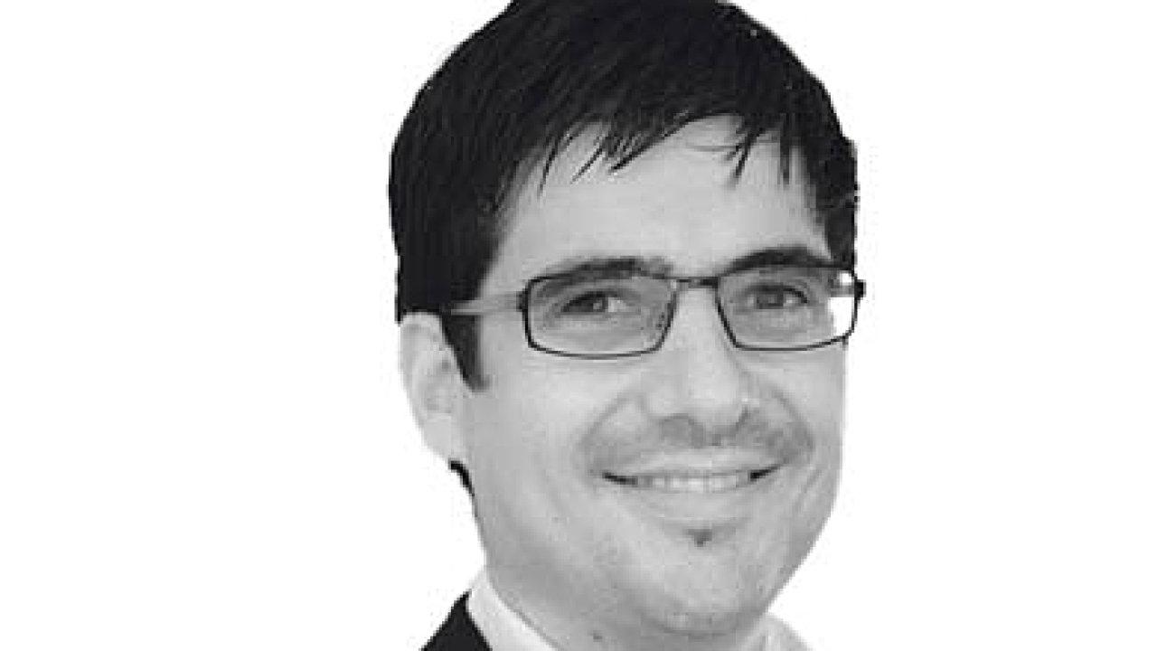 Michal Stupavský, investiční manažer firmy Conseq