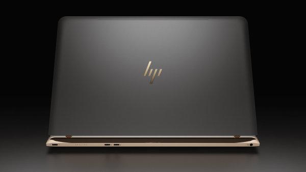 Jedním ze zasažených modelů je notebook HP Spectre.