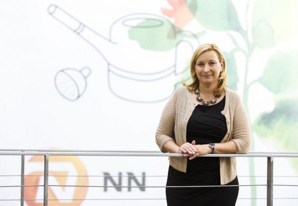 Renata Mrázová, globální ředitelka Nationale Nederlander Group