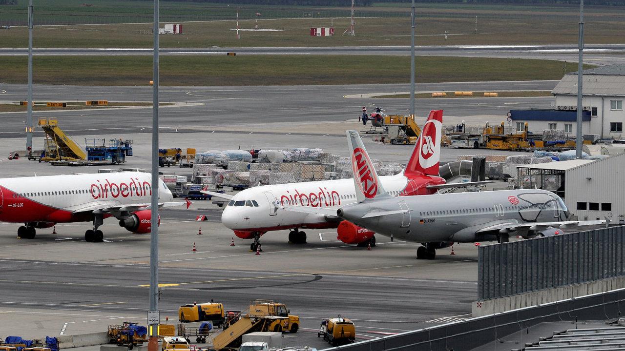 Aerolinky Niki koupí za 20 milionů eur majitel British Airways