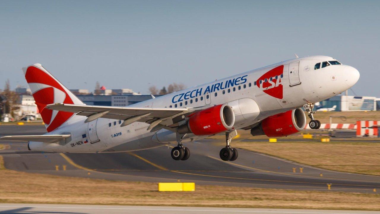 Flotilu ČSA nyní tvoří 14 letadel a dopravce ve spolupráci se svými partnery nabízí letecká spojení do desítek destinací v zemích Evropy, Blízkého východu a Asie.