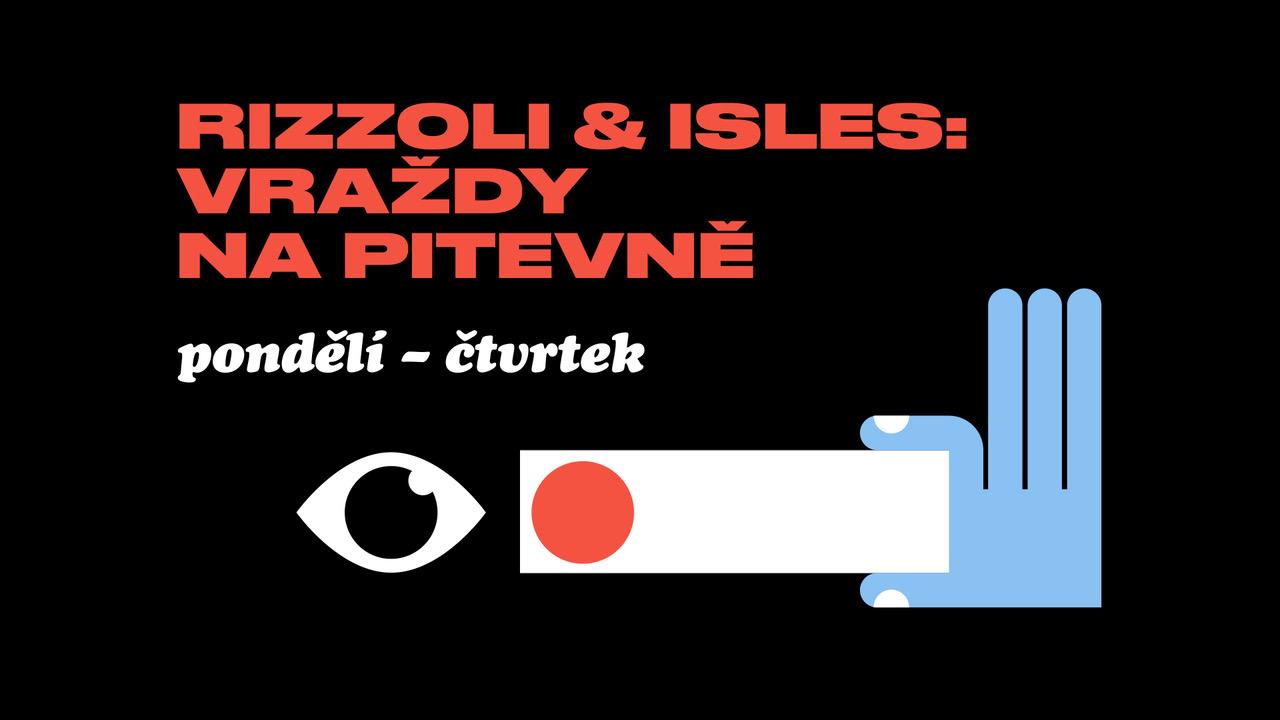 Rizzoli&Isles: Vraždy na pitevně, upoutávka