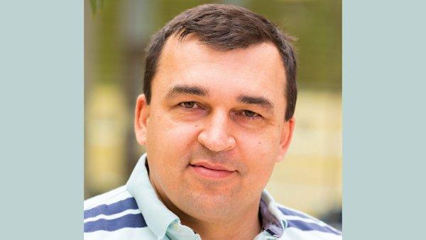 Michal Říha, ředitel továrny Mars Wrigley Confectionary v Poříčí nad Sázavou