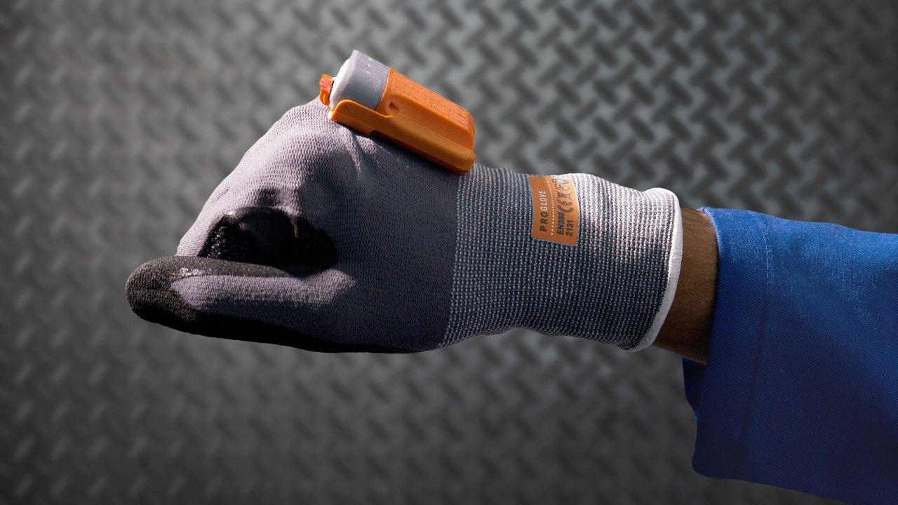 Inteligentní rukavice ProGlove.