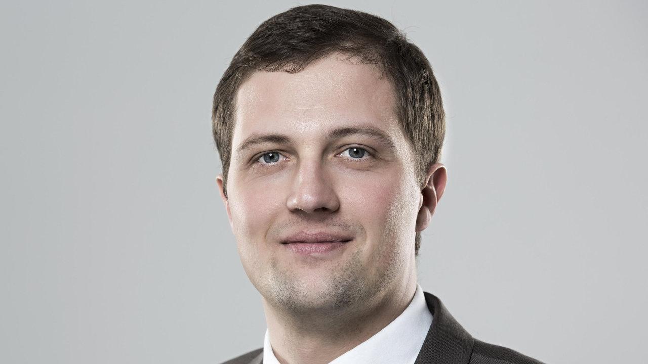 Jiří Novák ml., vedoucí společník advokátní kanceláře Brož & Sokol & Novák