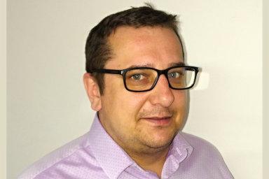 Jaroslav Lizner, obchodní ředitel, channel director a spoluvlastník firmy Easy Software