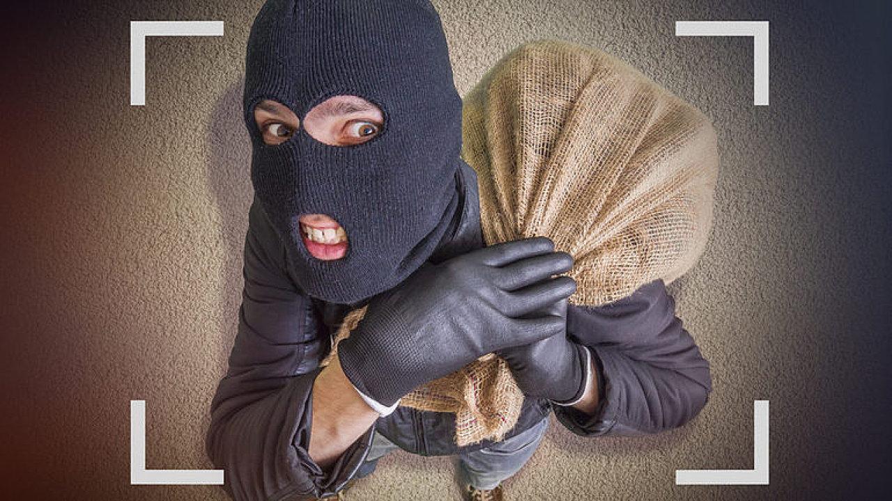 Dárek zlodějům? Krádež do 10 tisíc bude asi jen přestupek. Dává to smysl, říká znalec