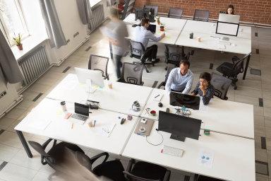 Na začátku roku bylo v Česku v provozu 85 coworkingových center na celkové ploše 34 tisíc metrů čtverečních. Oproti roku 2017 se jedná o více než dvojnásobek.