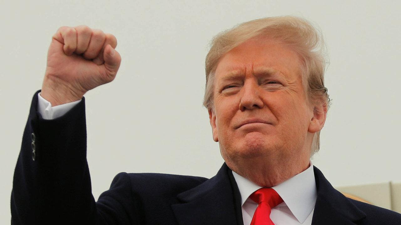 Trumpův tým sRusy nespolupracoval, uzavřel vyšetřovatel