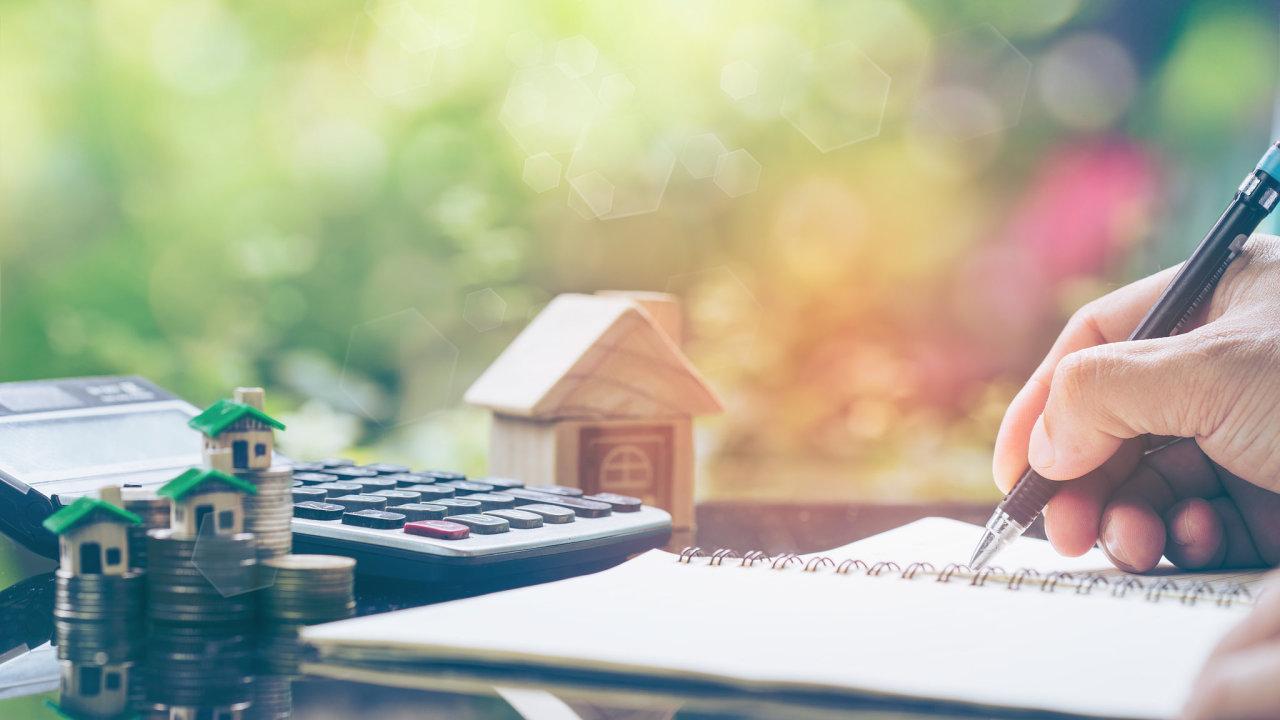 Hypotéka může zdvojnásobit příjmy investičních nemovitostí, ilustrační fotografie