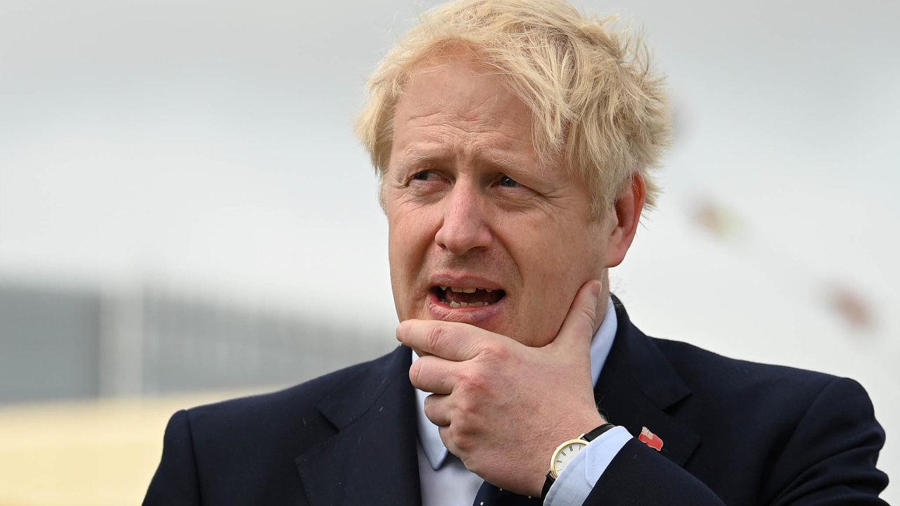Boris Johnson začíná couvat z odhodlání na brexit bez dohody.