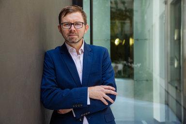 Hlavní ekonom J&T Banky Petr Sklenář