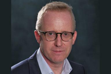 David Preece, generální ředitel společnosti Panasonic pro střední a východní Evropu