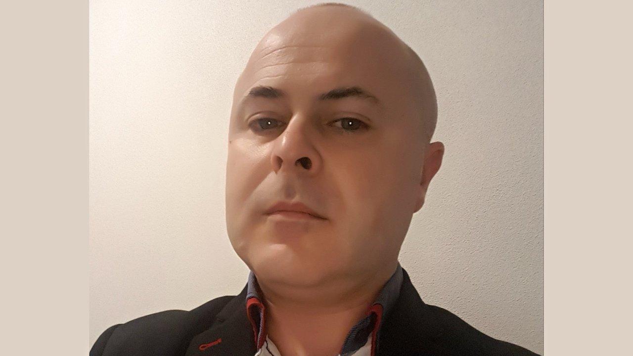 Zdeněk Obrusník, obchodní ředitel společnosti STROJCAR