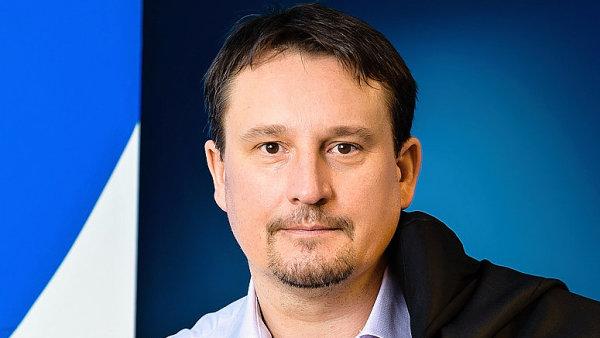 Vladek Šlezingr, generální ředitel a jednatel české pobočky Atos IT Solutions and Services