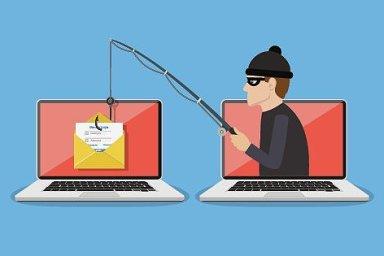 Kybernetická bezpečnost, malware, phishing