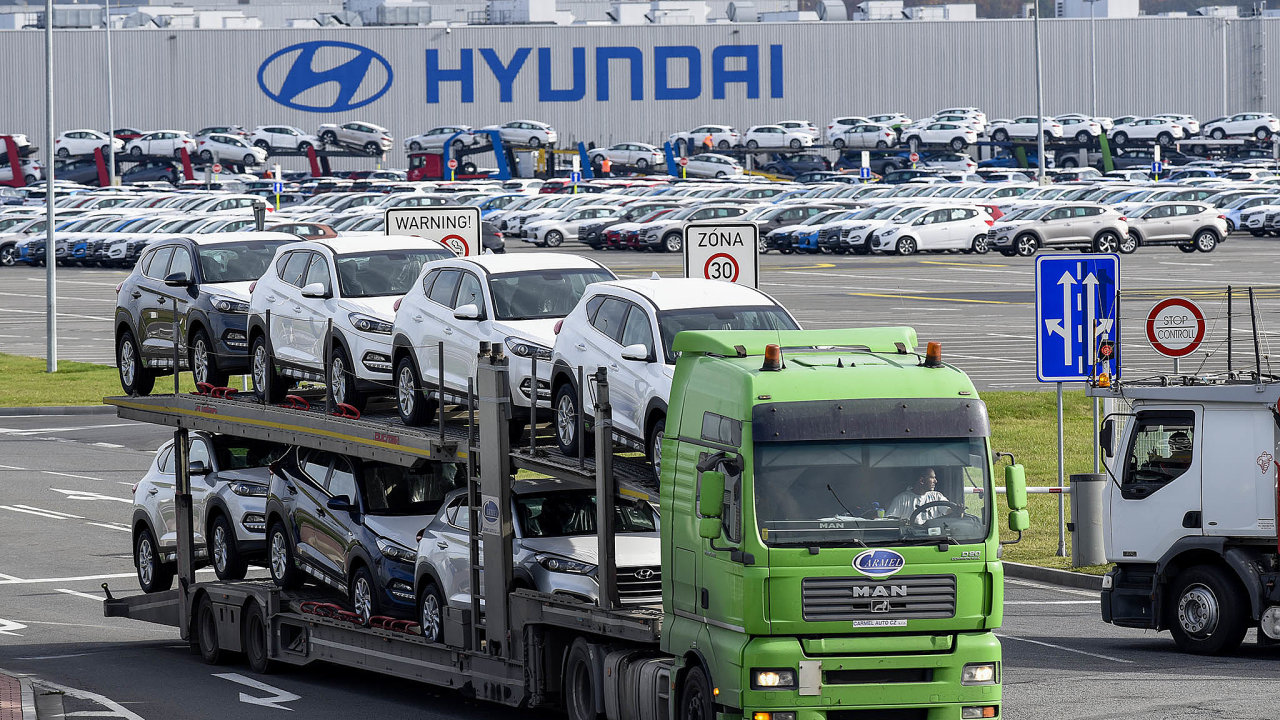 Továrna Hyundai v Nošovicích už obnovila výrobu.
