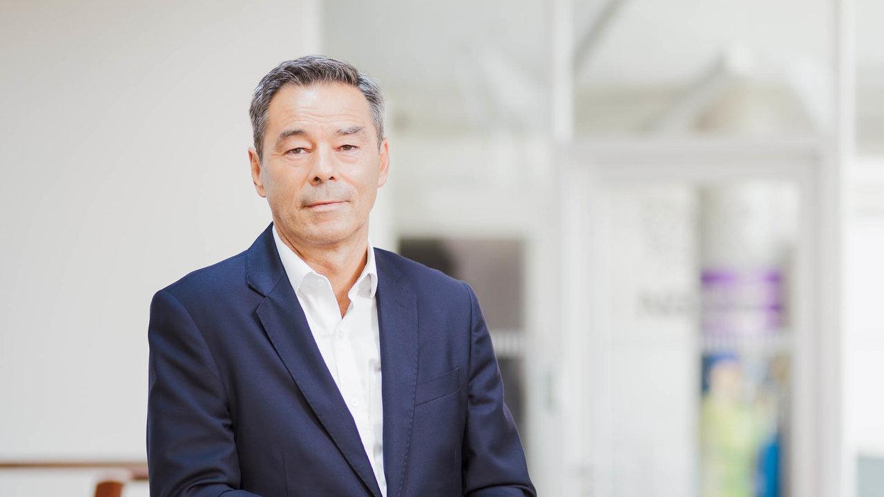 Českému Nestlé začal Torben Emborgšéfovat před deseti lety.