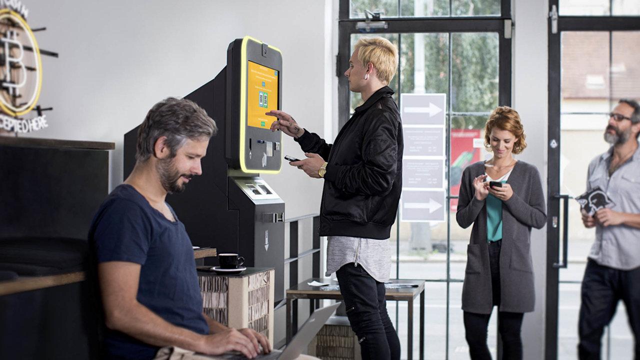Digitální zlato: Vbudoucnu může být elektronicky vytěženo 21 milionů virtuálních mincí. Díky tomu bude hrát tato kryptoměna stále více roli uchovatele hodnoty, jako tomu bylo vminulosti uzlata.