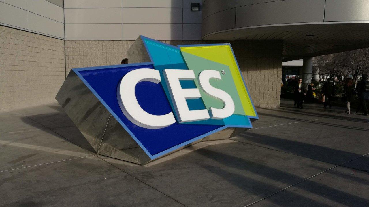 CES, logo