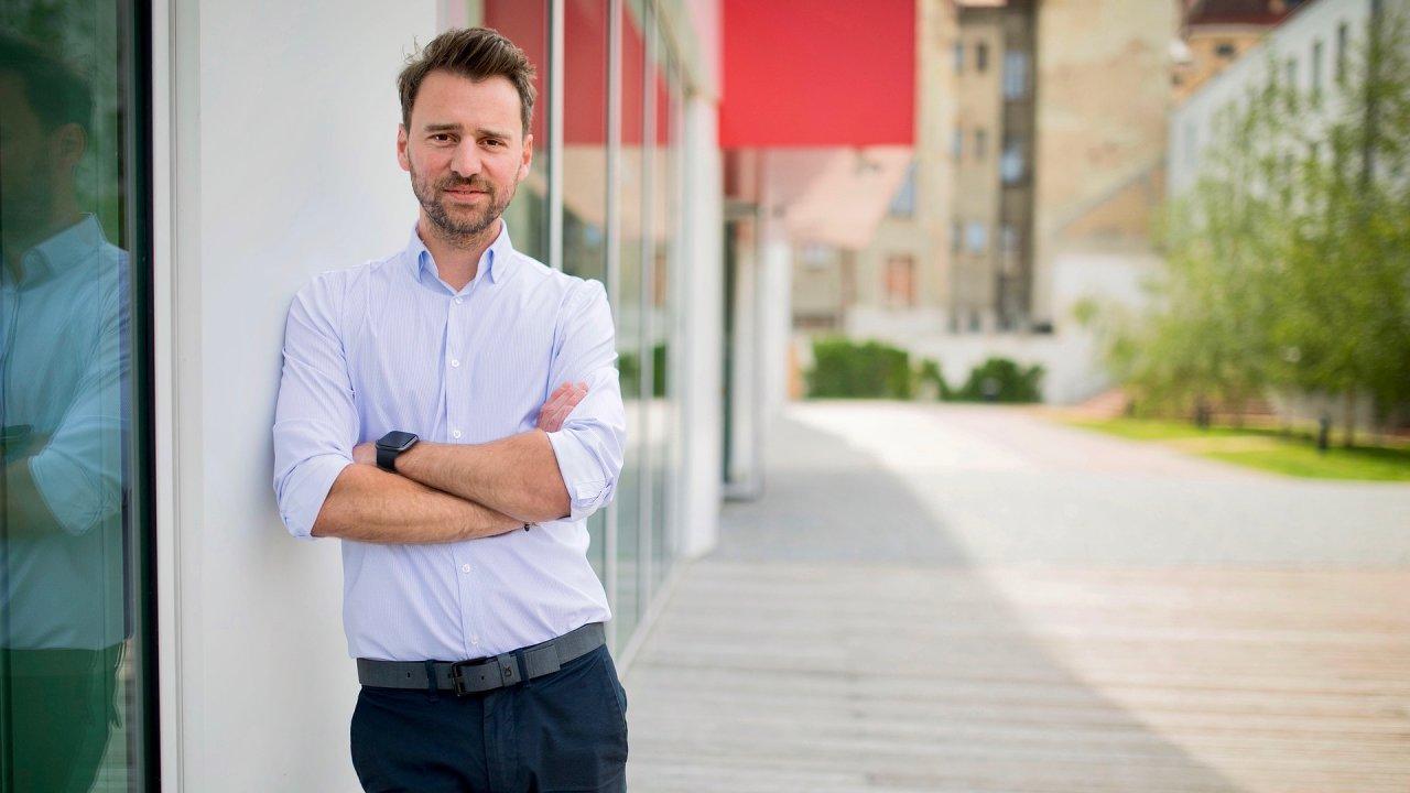 Adam Szabó, CEO Driveto