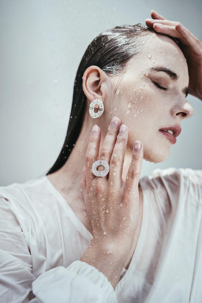 Kolekce Tamarix od šperkařky Viky Mayzel