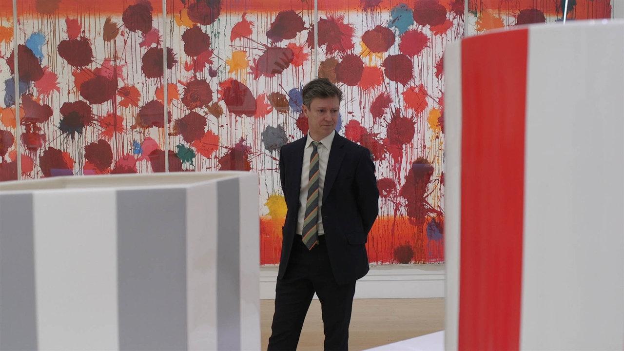 Robert Kennan, ředitel oddělení edicí aukčního domu Phillips