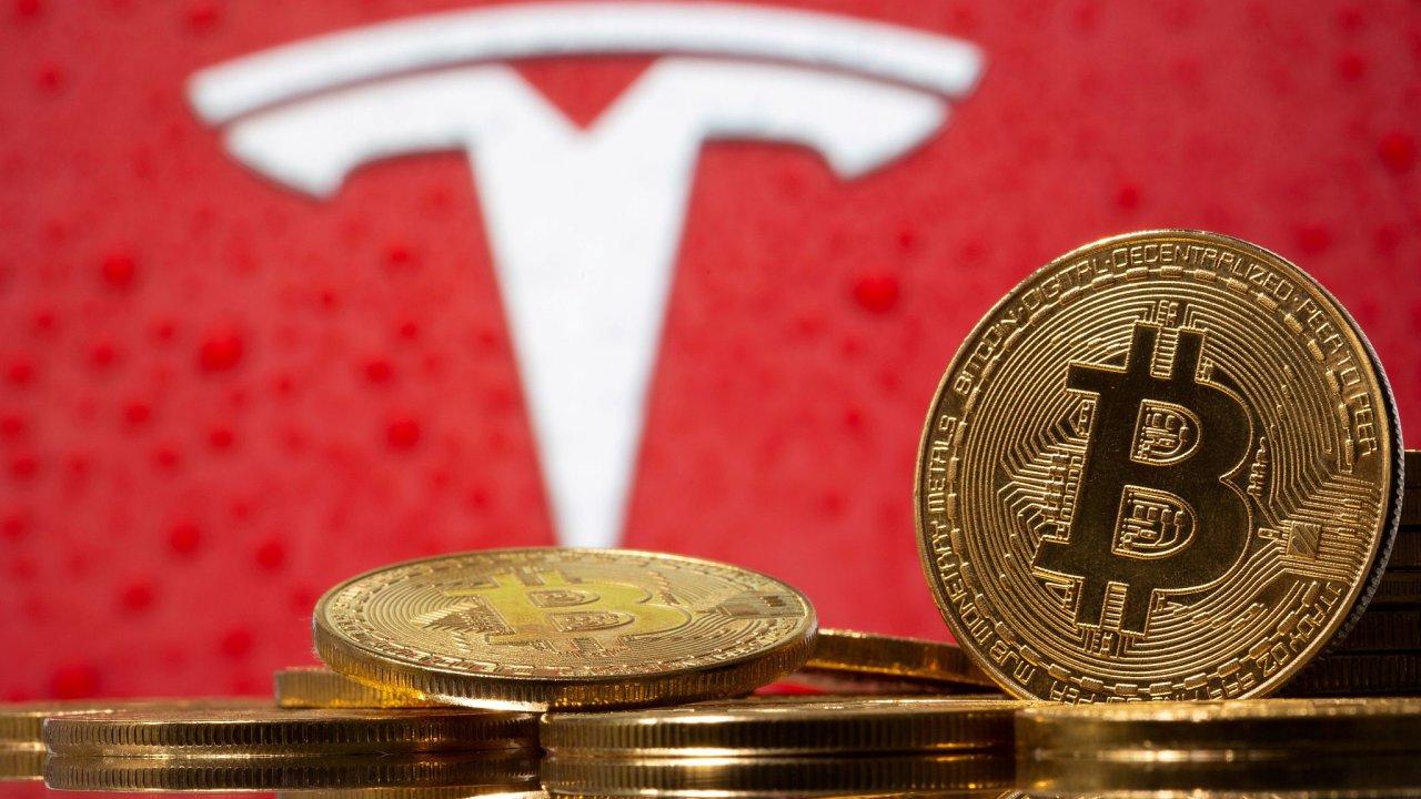 Bitcoin a Tesla