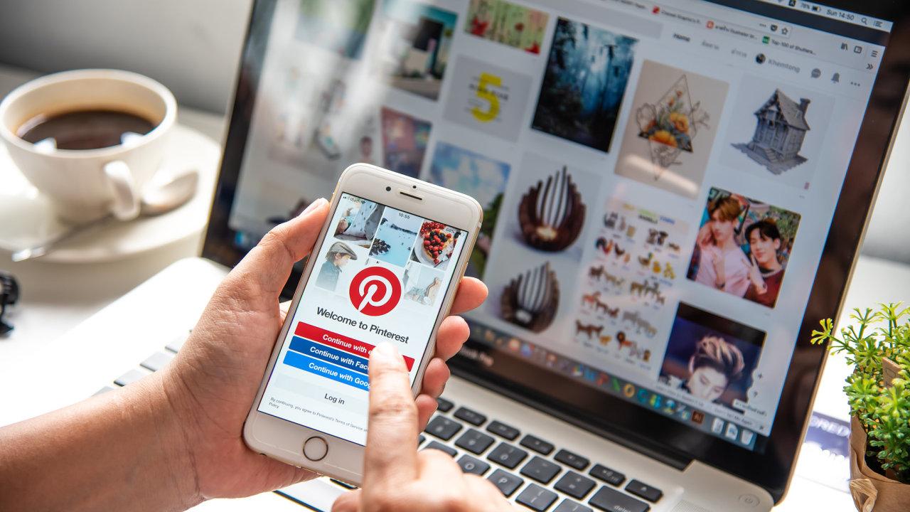 Sociální síť Pinterest dbá na psychické zdraví svých uživatelů. Proti poruchám příjmu potravy bojuje od roku 2012.