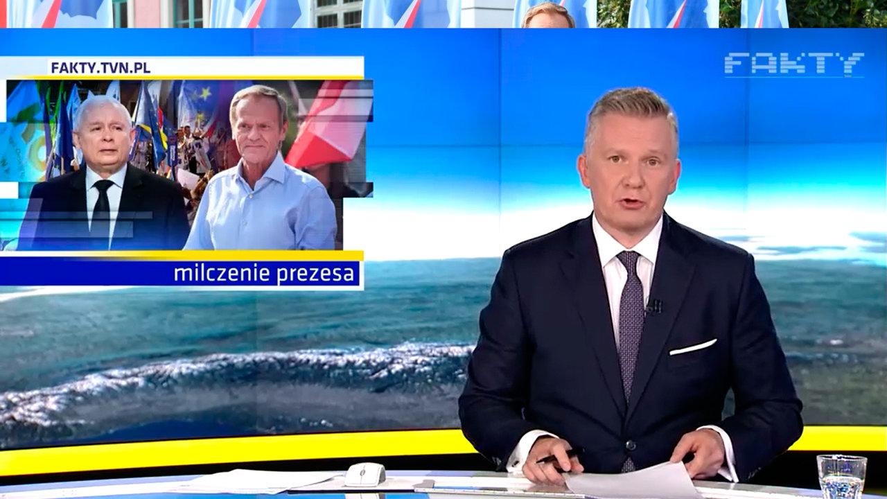 Fakty, zpravodajský pořad polské televize TVN 24
