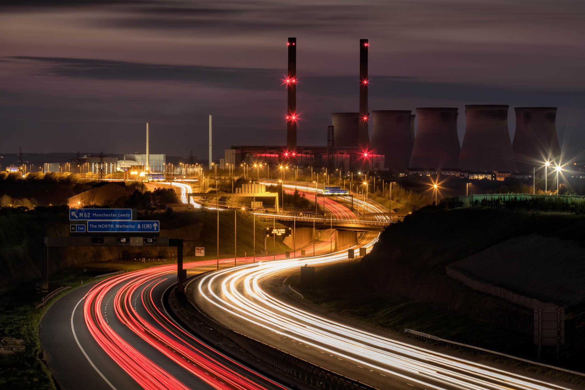Británie obnovila zdroj energie spalující uhlí.