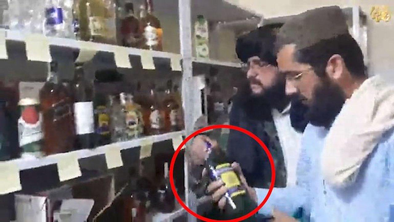 Tálibové objevili na české ambasádě v Kábulu sklad s tvrdým alkoholem