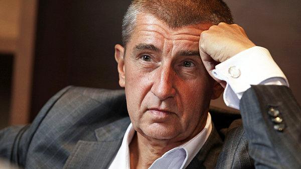 Andrej Babiš, podnikatel