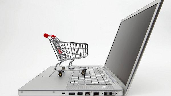 Obliba nákupů přes internet roste. Ilustrační foto