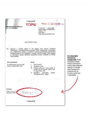 Tajné dokumenty, podle nichž Topolánkův kabinet rozhodoval o nákupu letadel Casa