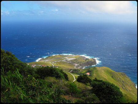 Letiště Juancho E. Yrausquin, ostrov Saba