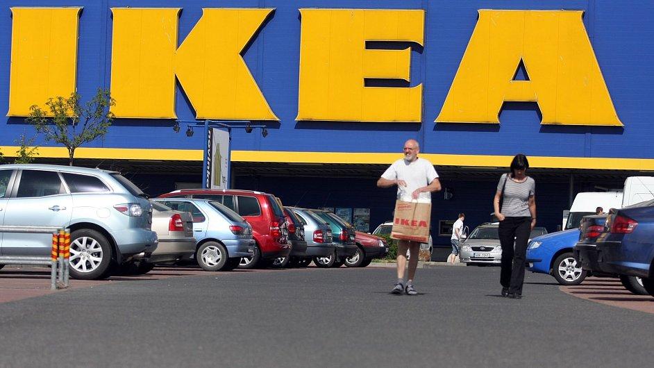 Ikea na Zličíně, ilustrační foto
