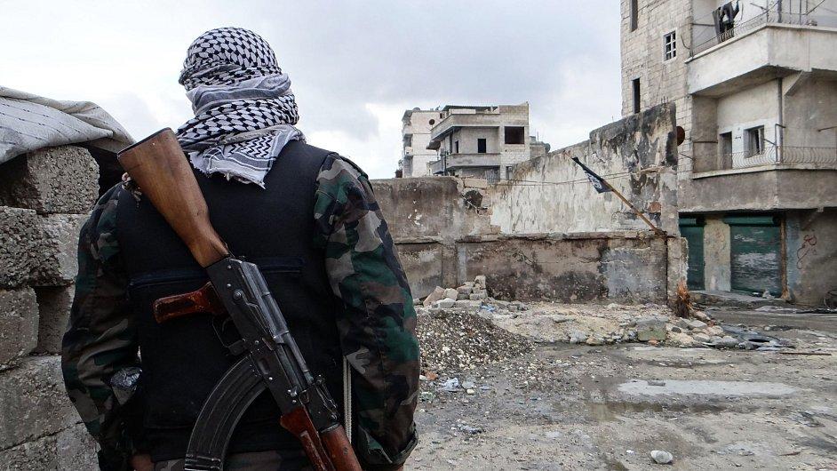 Sýrie - ilustrační foto