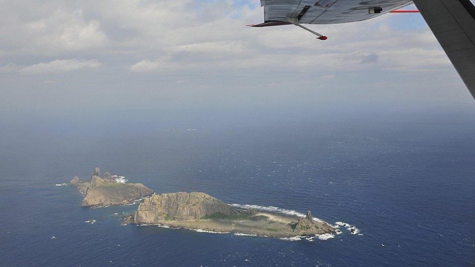 Ostrovy Senkaku