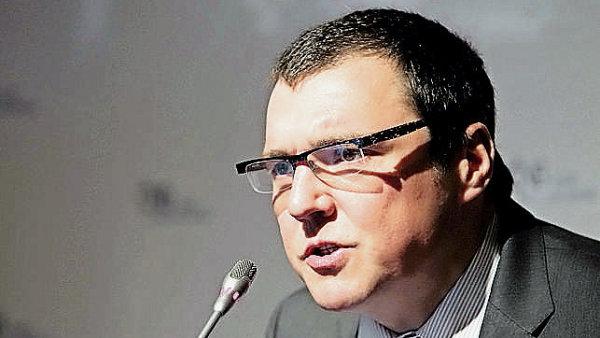 Guvernér ČNB Miroslav Singer.