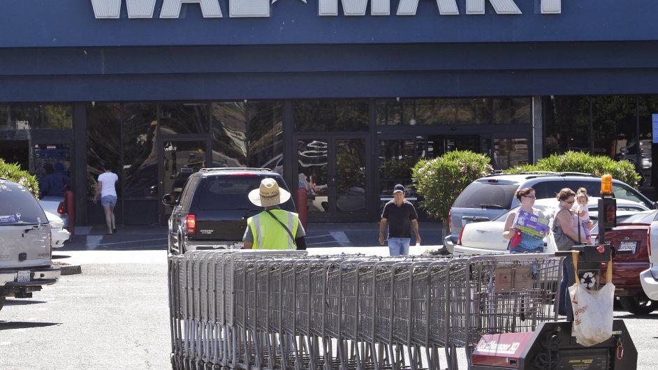 Obchodní řetězec Wal-Mart