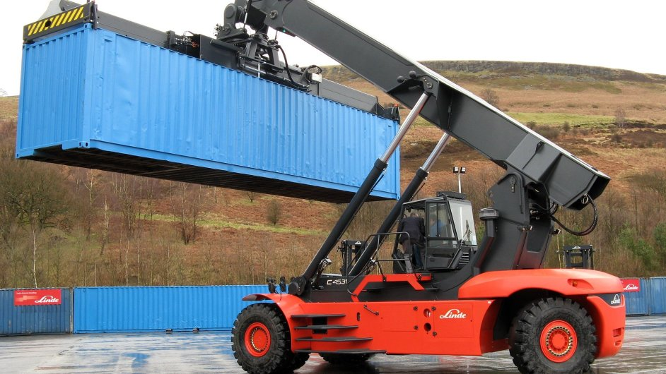 KION prodává část aktiv Linde Material Handling firmě Konecranes