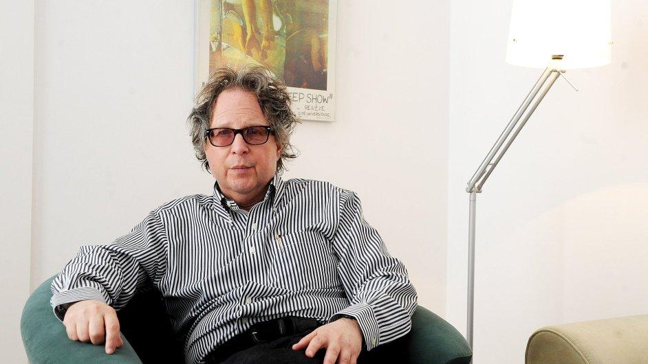 Prezidentem Festivalu spisovatelů Praha je básník Michael March.