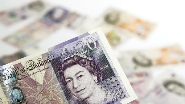Libra by se mohla ocitnout v krizi, pokud Británie odejde z Evropské unie - Ilustrační foto.
