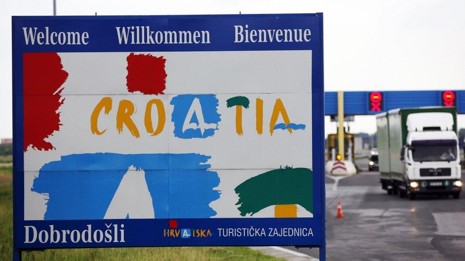 Chorvatsko, ilustrační foto