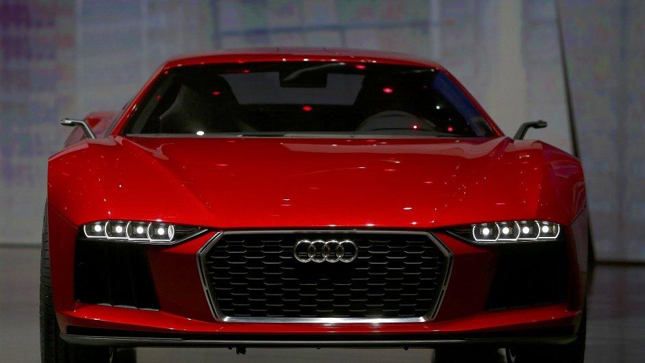 Audi představila koncept vozu pod označením